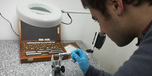 Laboratorio de Metrología