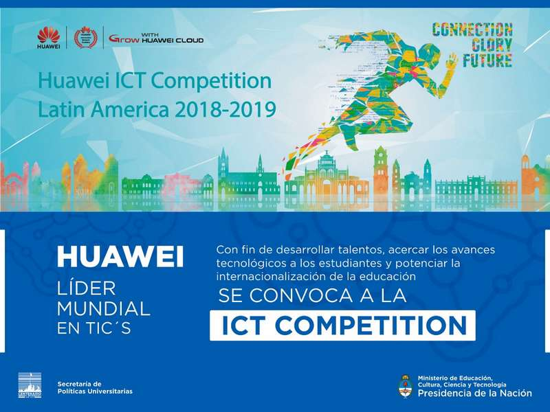 Huawei ITC Competition Latin America 2018 - 2019